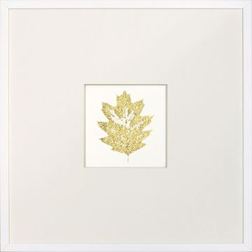 Picture of Gold Foil Leaf III