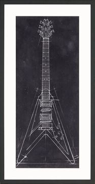 Picture of Electric Guitar Blueprint I
