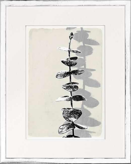 Picture of Botanical Overlay - Cream IV - Small