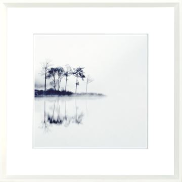 Picture of Indigo Landscape Series IX