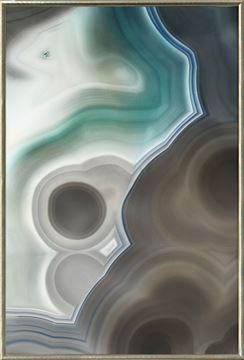 Picture of Agate Detail - Teal II
