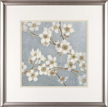 Picture of Silver Blossoms I