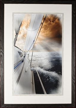 Picture of Sailing Into Sunset