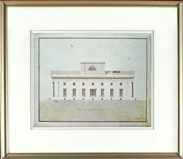 Picture of Plans - Bank Building (Va)