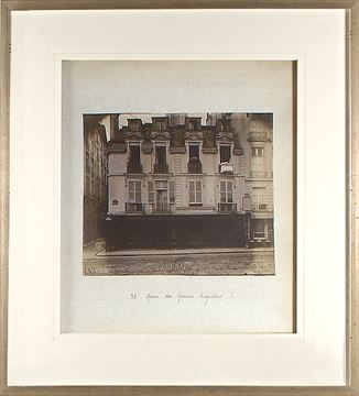 Picture of Rue De Paris-35 Quai Des Grands Augustins