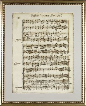 Picture of Latin Sheet Music - Pg 86