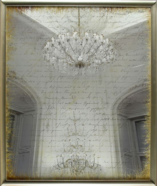 Picture of Scripted Chandelier