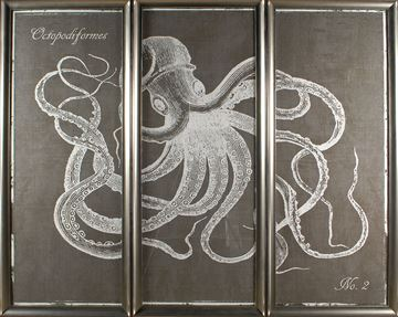 Picture of Octopus Triptych S/3