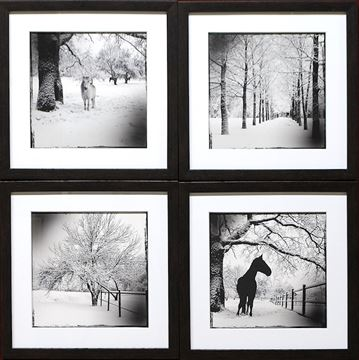 Picture of Winterscapes S/4