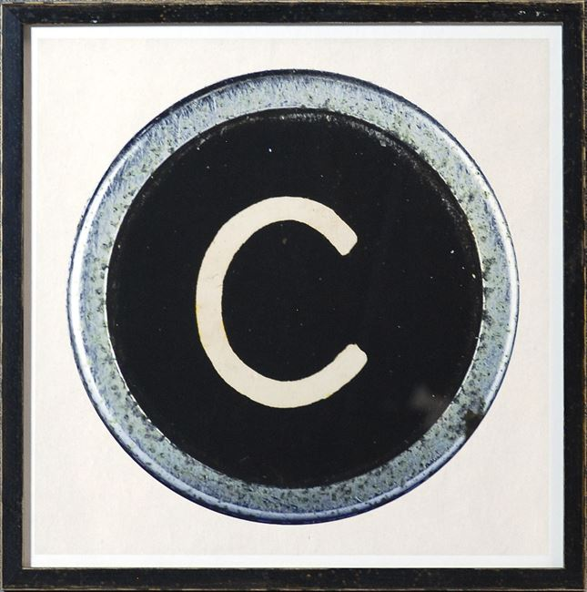 Picture of Type Key, C