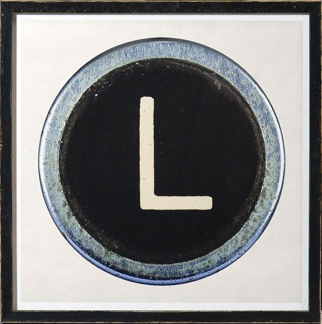 Picture of Type Key,  L