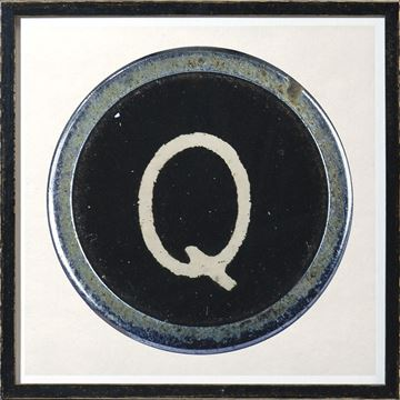Picture of Type Key, Q