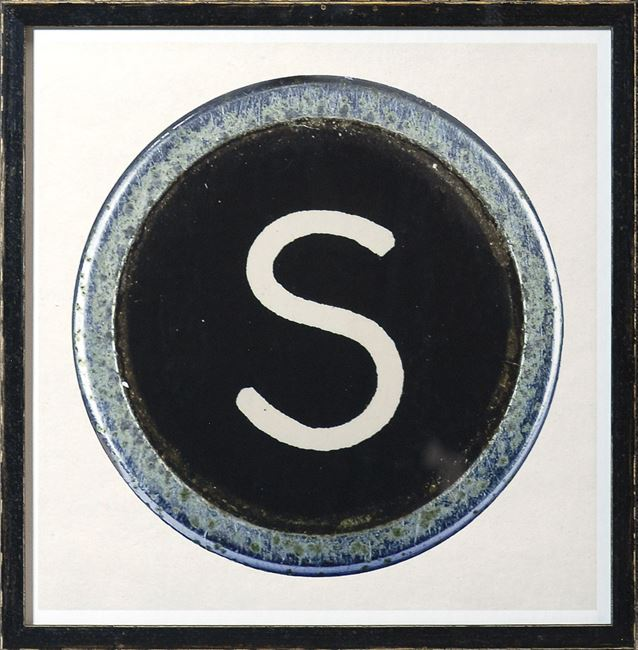 Picture of Type Key, S