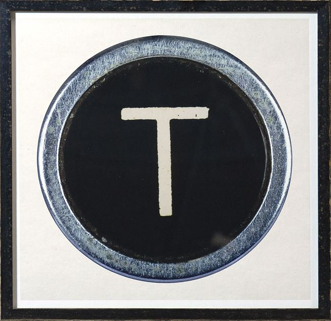 Picture of Type Key, T