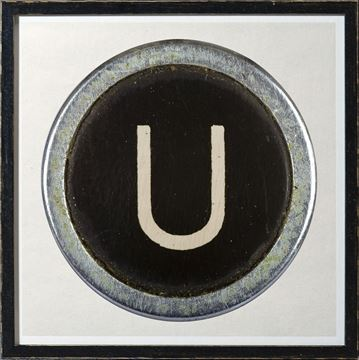 Picture of Type Key, U
