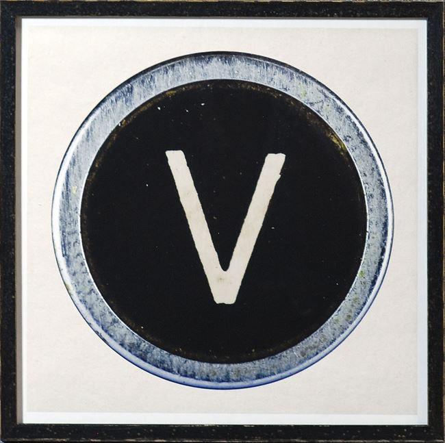 Picture of Type Key, V