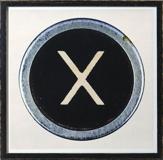 Picture of Type Key, X