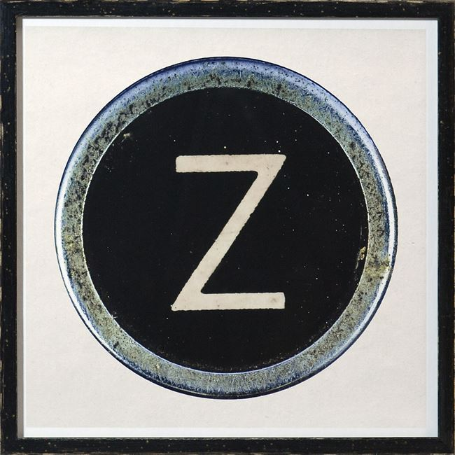 Picture of Type Key, Z