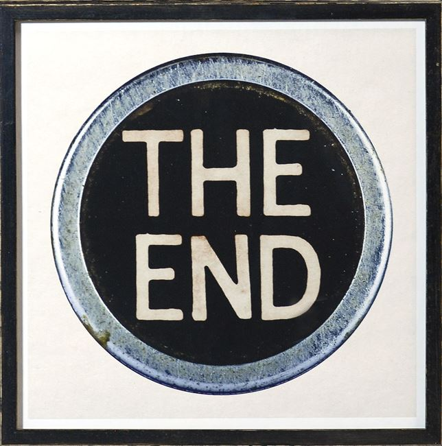 Picture of Type Key, The End