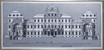 Picture of Chateau De La Venaria Reale - 1699