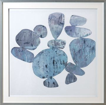 Picture of Aqua Pebbles II