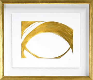 Picture of Motion In Gold III