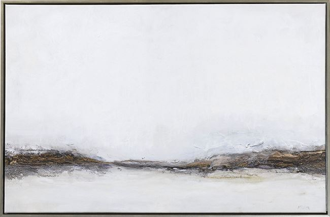 Picture of Rising Mist  - Framed Canvas