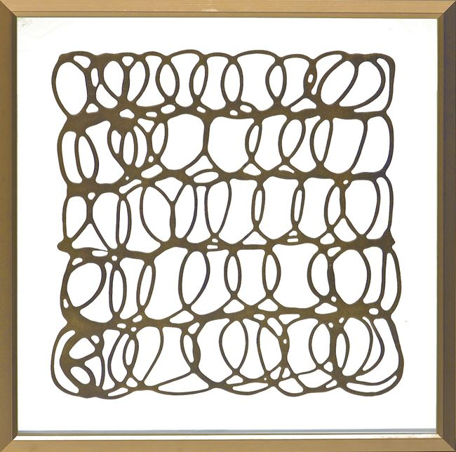 Picture of Deco Spiral - Ant.Gold