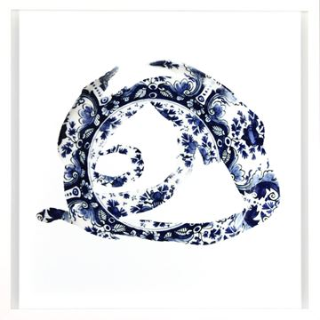 Picture of Delft Blue #3 Lge