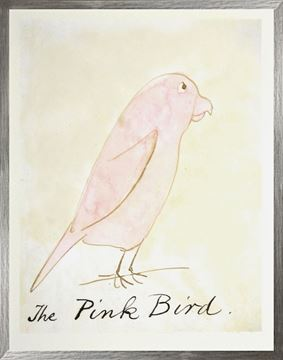 Picture of The Pink Bird - Large