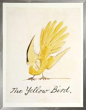 Picture of The Yellow Bird - Large