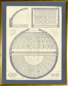 Picture of Architecture Plate - Orbis