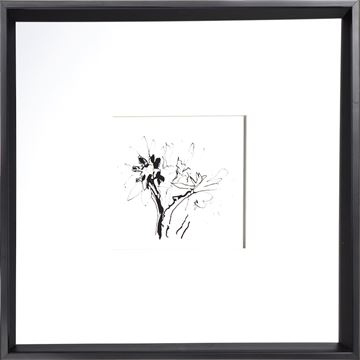 Picture of Etched Floral