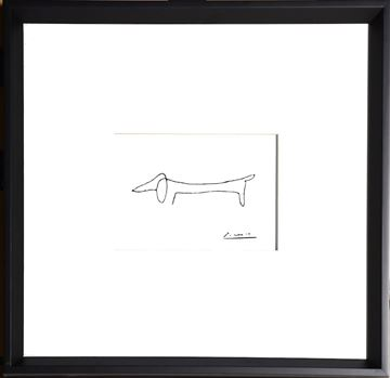 Picture of Picasso Dog