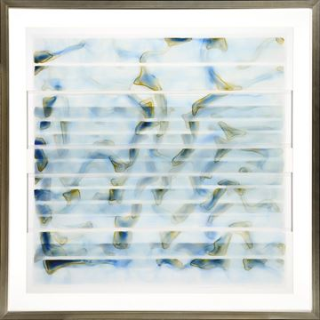 Picture of Vellum Waters - Blue