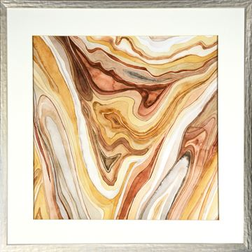 Picture of Watercolor Agate I
