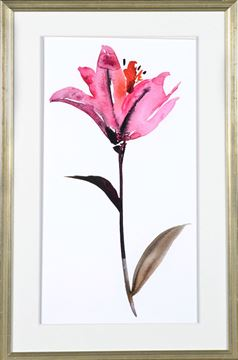 Picture of Floral Watercolor II