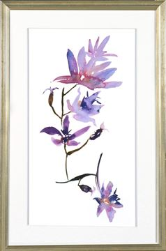 Picture of Floral Watercolor IV