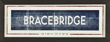 Picture of Sign - Bracebridge