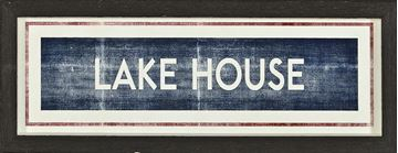 Picture of Sign - Lake House