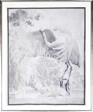 Picture of Romancing Egret