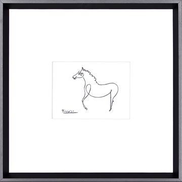 Picture of Picasso - Horse