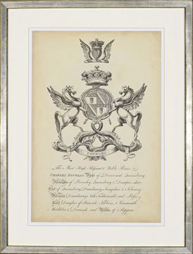 Picture of Peerage Of England IV