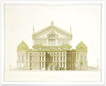 Picture of Paris Opera House I