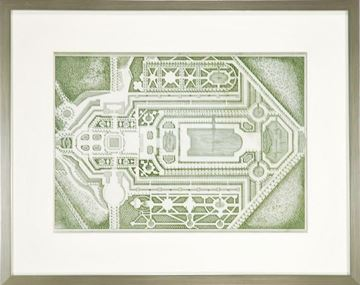 Picture of Courtly Garden Plan III