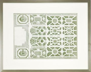 Picture of Courtly Garden Plan IV