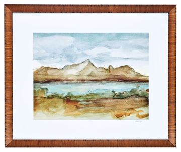 Picture of Plein Air Landscape I
