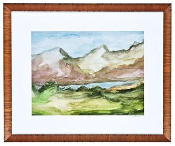 Picture of Plein Air Landscape II
