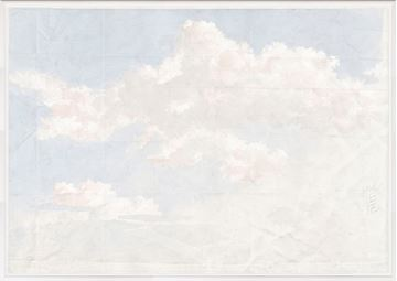 Picture of Cloud Study II Circa 1832