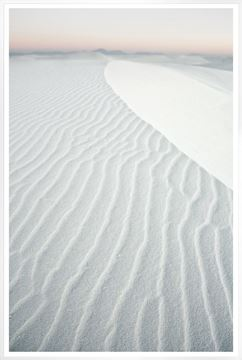 Picture of White Sands I - Large